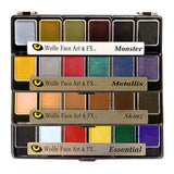 Wolfe FX Hydrocolor Palette -  | Camera Ready Cosmetics - 1