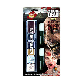 Wolfe FX AMC The Walking Dead Makeup Kit  | Camera Ready Cosmetics