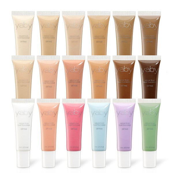 Yaby Liquid Foundation -  | Camera Ready Cosmetics - 3
