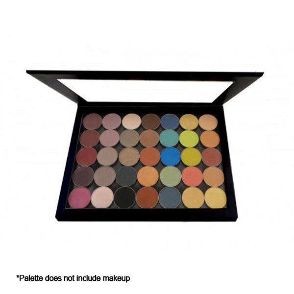 Z Palette Extra Large Black Eyeshadow Palette -  | Camera Ready Cosmetics - 3
