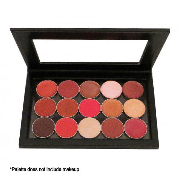 Z Palette Medium Black Eyeshadow Palette -  | Camera Ready Cosmetics - 3