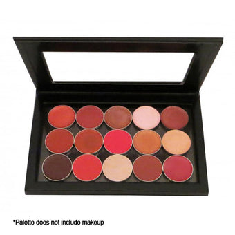 alt Z Palette Medium Black Eyeshadow Palette
