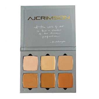 alt AJ Crimson Beauty 6 Shade Book