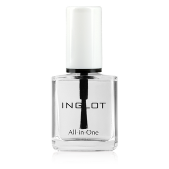 alt Inglot All-In-One Translucent Nail Enamel