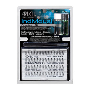 alt Ardell Individual Lashes Starter Kit w/ Tweezers (240462)