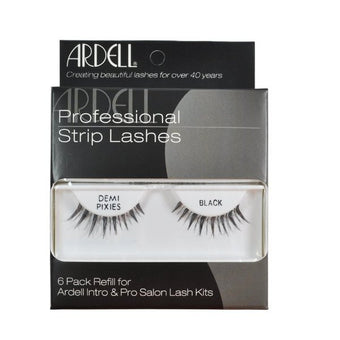 alt Ardell Professional Strip Lashes 6 Pack Demi Pixies - Black (60067)