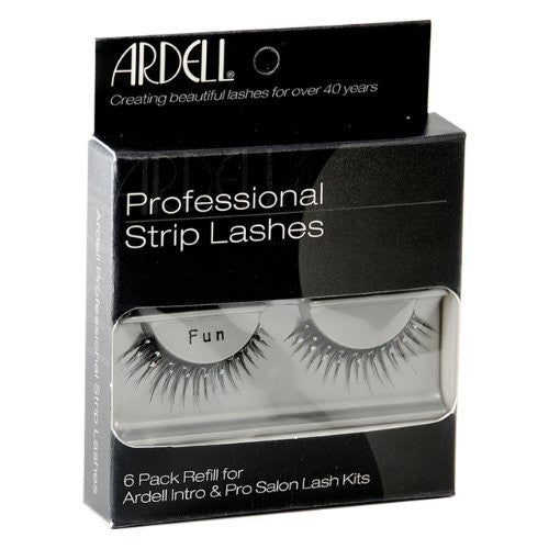 Ardell Professional Strip Lashes 6 Pack - Fun (60072) -  | Camera Ready Cosmetics