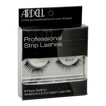 alt Ardell Professional Strip Lashes 6 Pack - Runway Gisele Black (60071)