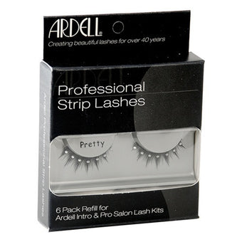 Ardell Professional Strip Lashes 6 Pack - Runway Pretty (60076) -  | Camera Ready Cosmetics