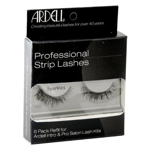 Ardell Professional Strip Lashes 6 Pack - Runway Sparkles (60074) -  | Camera Ready Cosmetics
