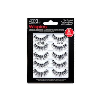 alt Ardell 5 Pack Wispies Lashes - Black (68984)