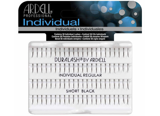 Ardell Regular Individual Lashes - Regular Short Black (65061) -  | Camera Ready Cosmetics