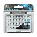 Ardell Individual Knot-Free Flare Lashes - Double Individuals Medium Black (61485) (OOS- Not received with last order) -  | Camera Ready Cosmetics