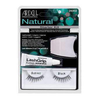 Ardell Natural Lashes STARTER KIT Babies (61166) -  | Camera Ready Cosmetics