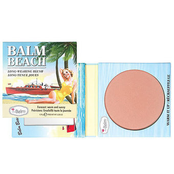 The Balm Cosmetics Balm Beach Blush | The Balm Cosmetics | Camera Ready Cosmetics