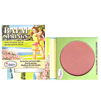 alt The Balm Cosmetics - Balm Springs Blush