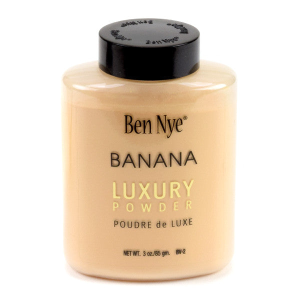 Ben Nye Banana Powder Camera Ready Cosmetics