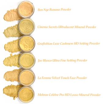 alt Banana Powder SAMPLER Bundle