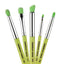 alt Bdellium Tools Green Bambu Smoky Eyes 5pc Brush Set