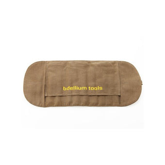 Bdellium Tools Bambu Brush Roll Up Pouch -  | Camera Ready Cosmetics - 2