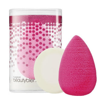 beautyblender® original (PINK) + mini blendercleanser® solid -  | Camera Ready Cosmetics - 2