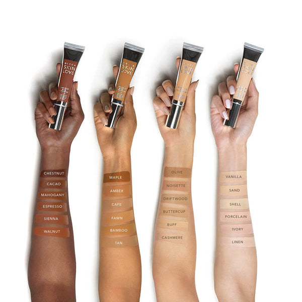 Becca Skin Love Weightless Blur Foundation | Camera Ready Cosmetics