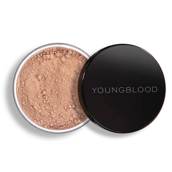 Youngblood Natural Mineral Loose Foundation (Pre Order)  | Camera Ready Cosmetics