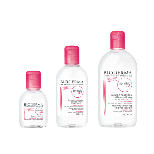 Bioderma - Sensibio H20 -  | Camera Ready Cosmetics - 1
