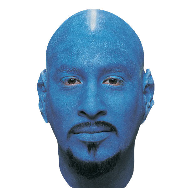 alt Cinema Secrets Bald Cap Blue