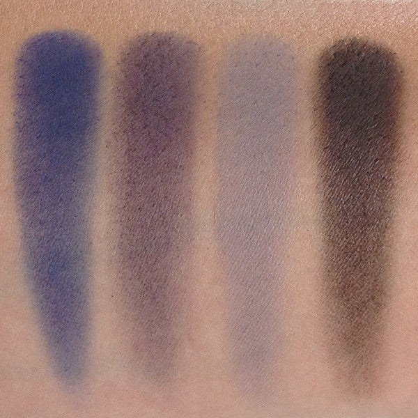 Viseart 12-Color Eyeshadow Palette - 07 Cool Matte -  | Camera Ready Cosmetics - 4