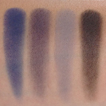 alt Viseart 12-Color Eyeshadow Palette - 07 Cool Matte