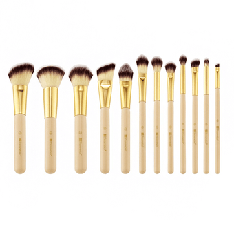 alt BH Cosmetics | Studded Couture - 12 Piece Brush Set