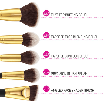 alt BH Cosmetics | Sculpt and Blend 2 - 10 Piece Brush Set