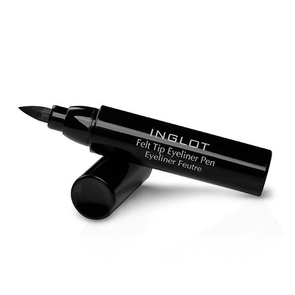 Inglot Felt Tip Eyeliner Pen -  | Camera Ready Cosmetics - 3