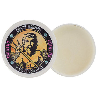 alt Crazy Merman - Brush Soap Calla Lily 2.0 oz