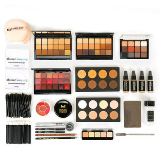 alt Professional Makeup Kit Makeup Only (No Case)