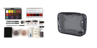alt SFX Makeup Kit With Large Zuca Clear Bag