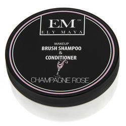 Ely Maya Brush Shampoo and Conditioner - Champagne Rose