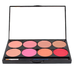 alt Mehron Cheek Powder 8-Color Blush Palette