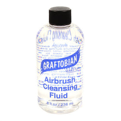 Graftobian Airbrush Cleansing Fluid (USA Only) -   - 1