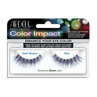 Ardell Color Impact Demi Wispies -  | Camera Ready Cosmetics - 1