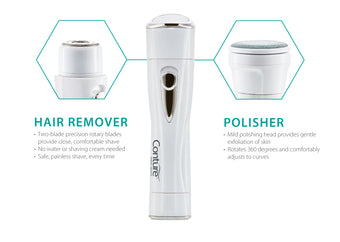 alt Conture Kinetic Smooth Hair Remover & Skin Polisher