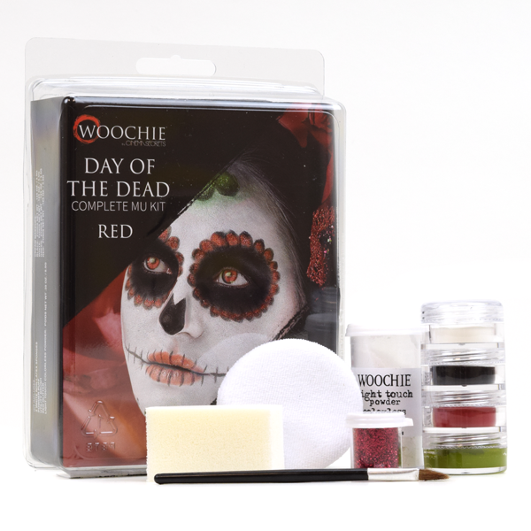 ALT - Cinema Secrets Day of the Dead Kit - Camera Ready Cosmetics