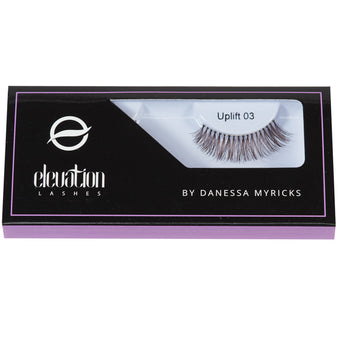 alt Danessa Myricks Elevation Uplift Lashes Uplift 03 Volume - Brown