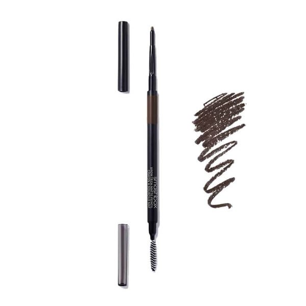 alt Smashbox Brow Tech Matte Pencil Dark Brown
