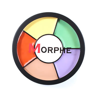 Morphe - 6C Corrector Wheel (NEW ITEM. ETA DECEMBER)  | Camera Ready Cosmetics