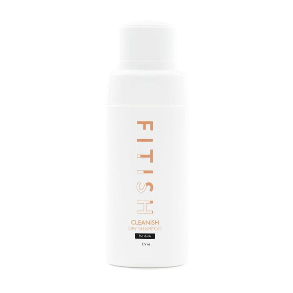 alt Fitish Beauty Cleanish Dry Shampoo Dark