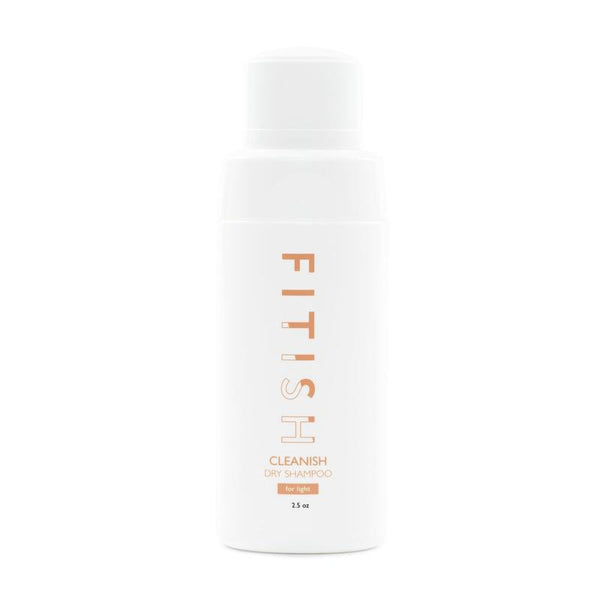 alt Fitish Beauty Cleanish Dry Shampoo Light