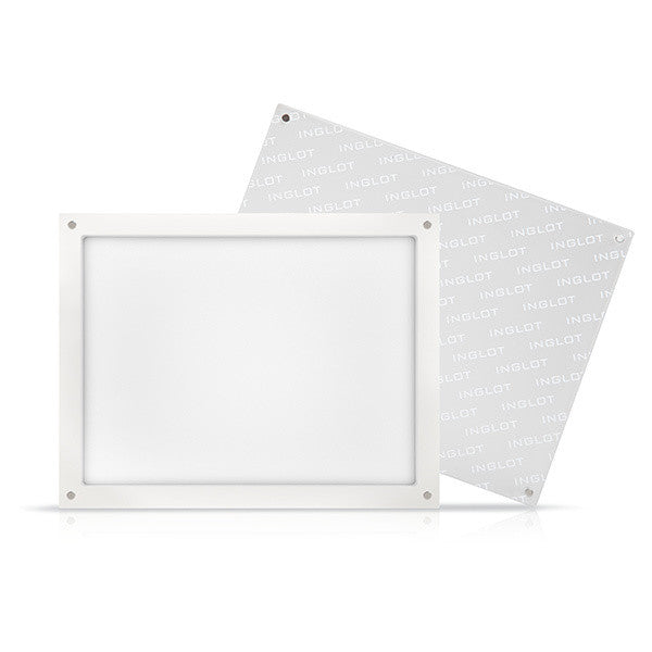 Inglot Freedom System Flexi Palette (White) -  | Camera Ready Cosmetics - 1