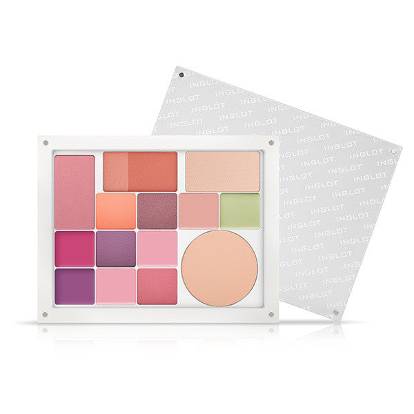 Inglot Freedom System Flexi Palette (White) -  | Camera Ready Cosmetics - 2